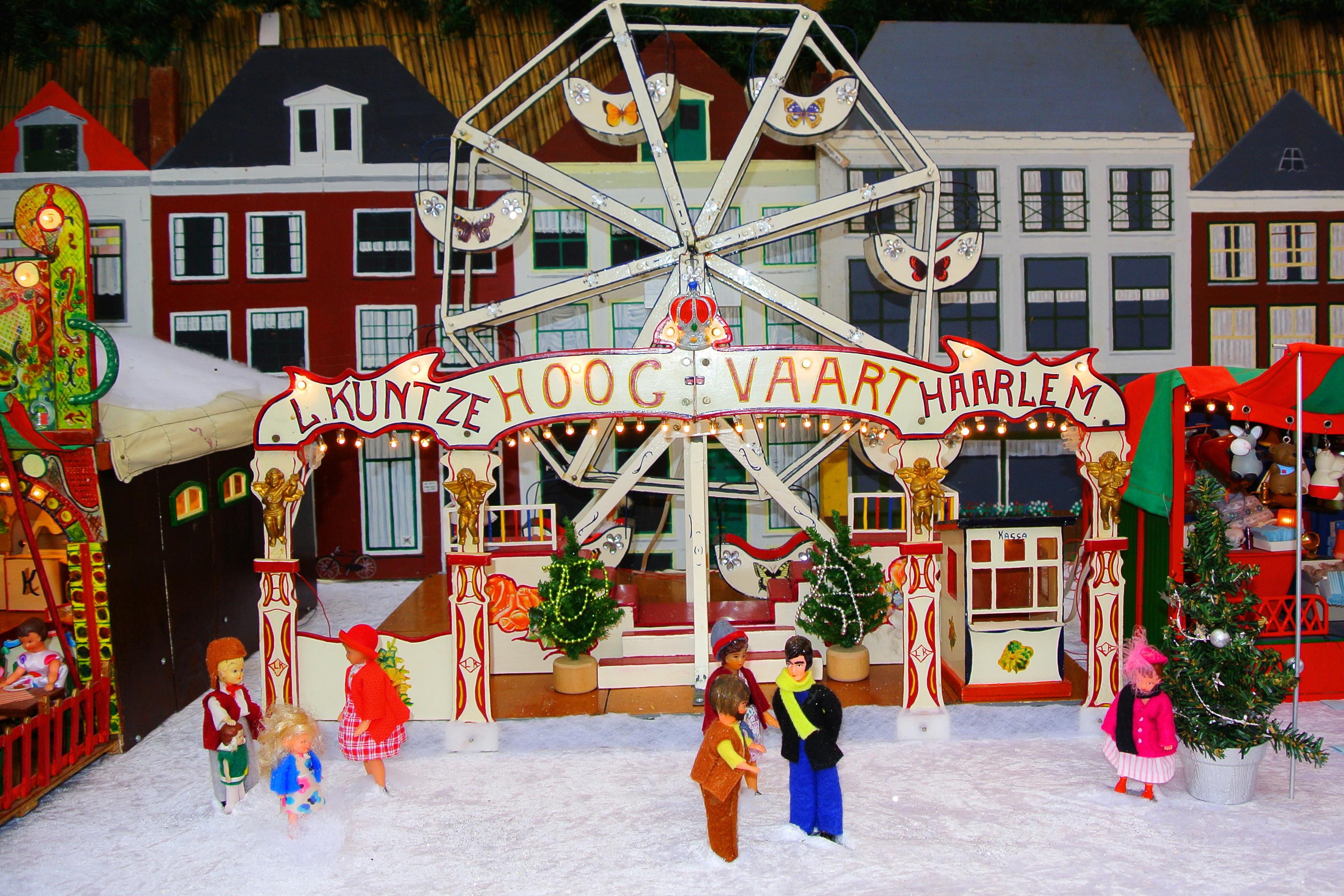 Kerstmarkt Overschie